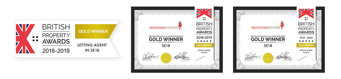 Redwood Estates British Property Awards